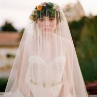 7 Wonderfully Beautiful Wedding Veils You Can Make Yourself ...