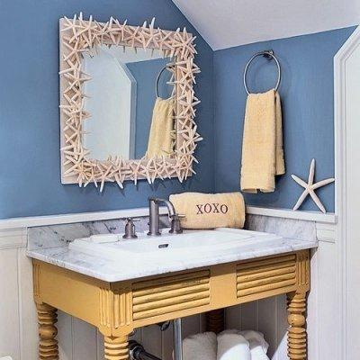 32 Seaworthy Beach Themed Bathrooms You Can Create Yourself ...