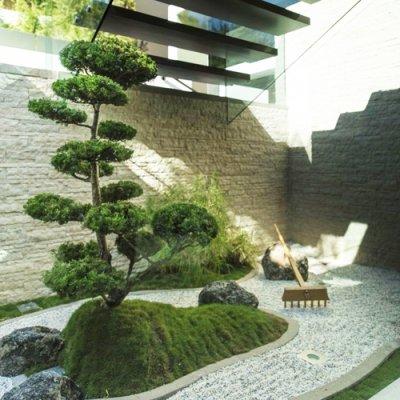 7 Bricolaje Jardines Zen Que Le Ayudara A Lograr La Paz Interior - Jardin-interior-zen