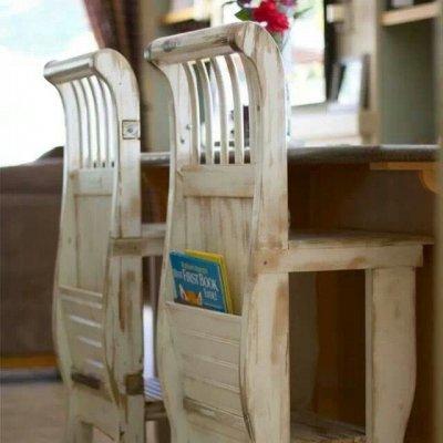 gorgeous diy bar stools