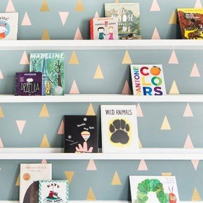 7 Useful Creative Ways To Display Books