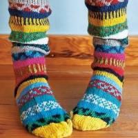 36 Pairs of Fun Socks to Make You Smile ...
