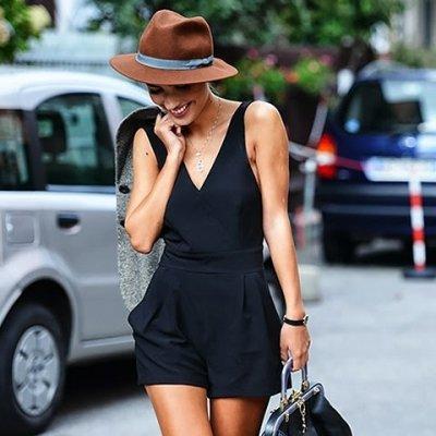 Stylish Ways to Wear a Romper ...