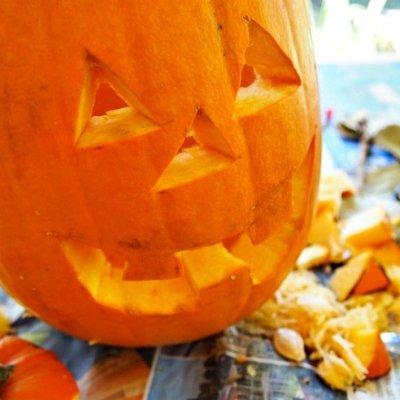 15 Silliest Pumpkin Carvings Only True Artists Should Attempt ...