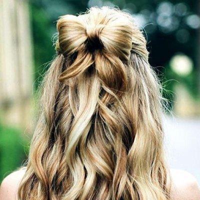 7 Bow Hair Tutorials for an Elegant Look ...