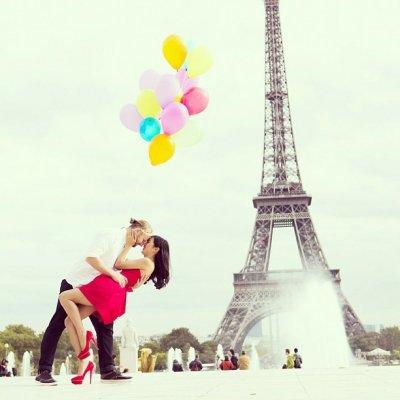 7 romantische französische Wörter für Ihre Mate zu merken...
