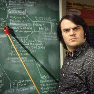 School of Rock the Best Jack Black Movie Ever Made ...