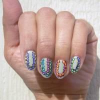 31 Fantastic Mardi Gras Nail Art Ideas ...