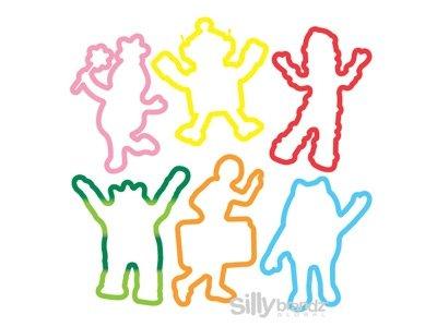 7 Cute Silly Bandz ...