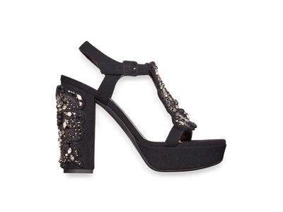 6 Chic Metallic Marni Platform Shoes ...