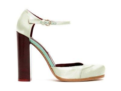 4 Fabulous Pastel Nina Ricci Pump Shoes ...