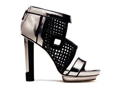 5 Glamorous Metallic Burak Uyan Sandals ...