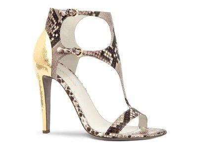 4 Beautiful Taupe Sergio Rossi Sandals ...