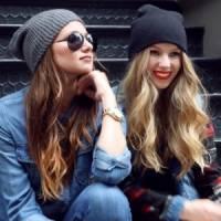 7 Streetstyle Ways to Wear a Beanie ...