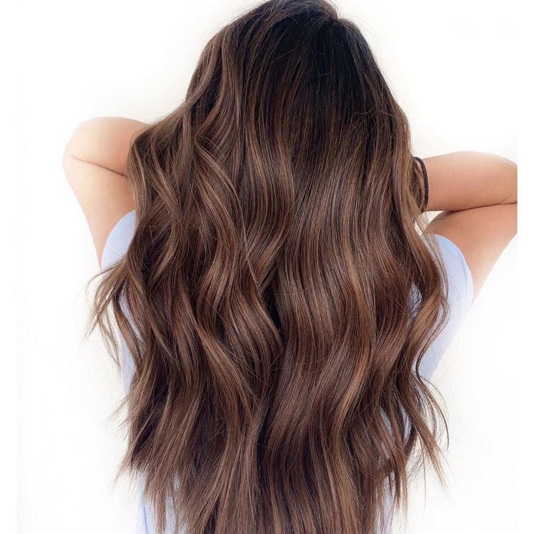 Ombre On Dark Hair