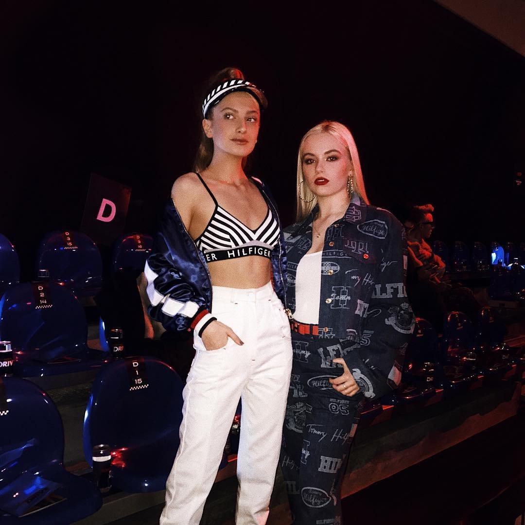 Ashlee Simpson's Club Tour Hits Hollywood