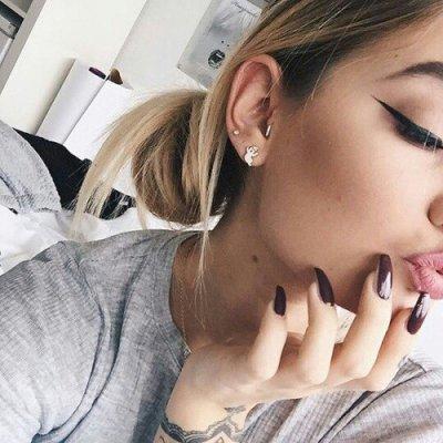 15 Unique  Multiple Ear  Piercing  Looks Youll Love  ...