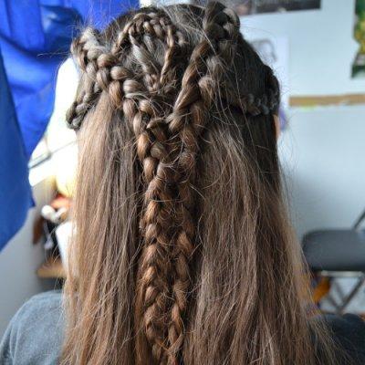 7 Mittelalter Inspiriert Frisuren Die Sie Wie Eine Konigin Aussehen