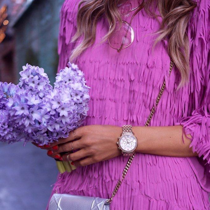 Fresh Spring Fashion - Rebecca Taylor from NY Fashion Week ...