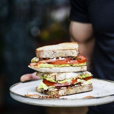 Ebony bbw sandwich