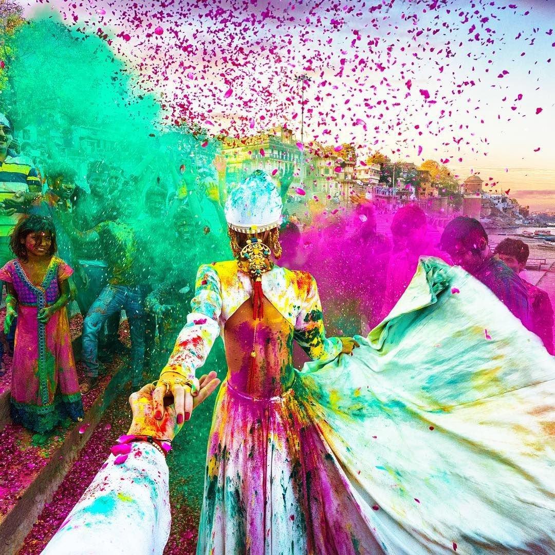 5 Best Places to Celebrate Holi outside India ...