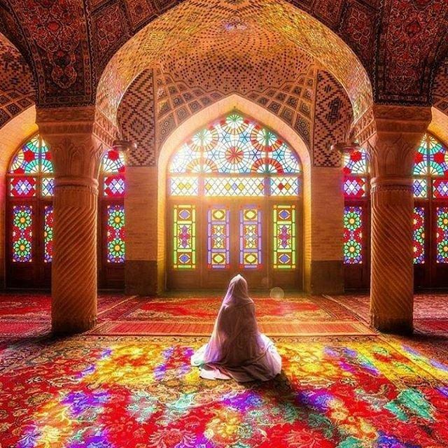 29 Mesmerizing  Mosque Ceilings  Found  around the Globe  ...