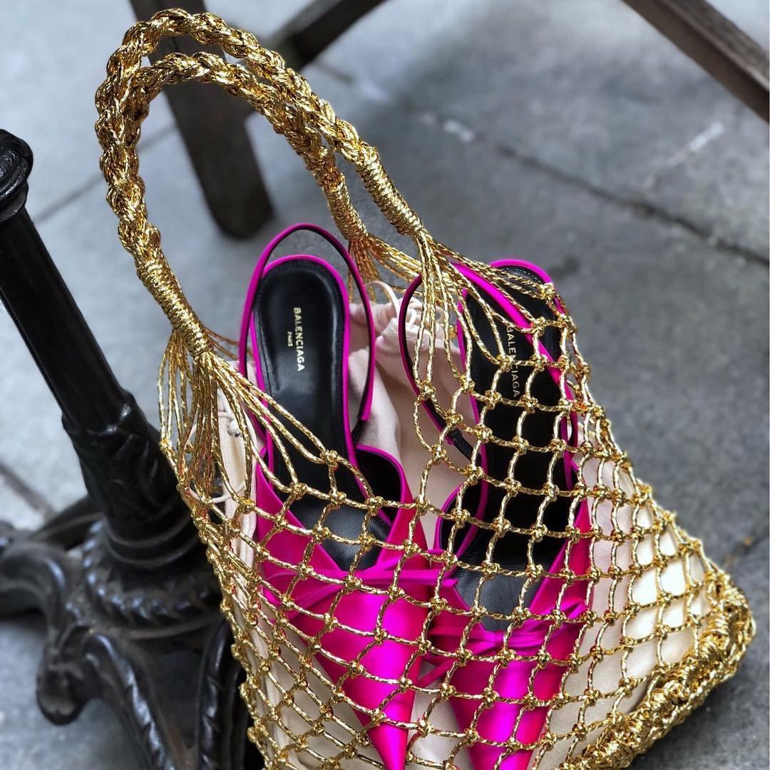 Dolce and Gabbana Logo-Embossed Shoulder Bag ...