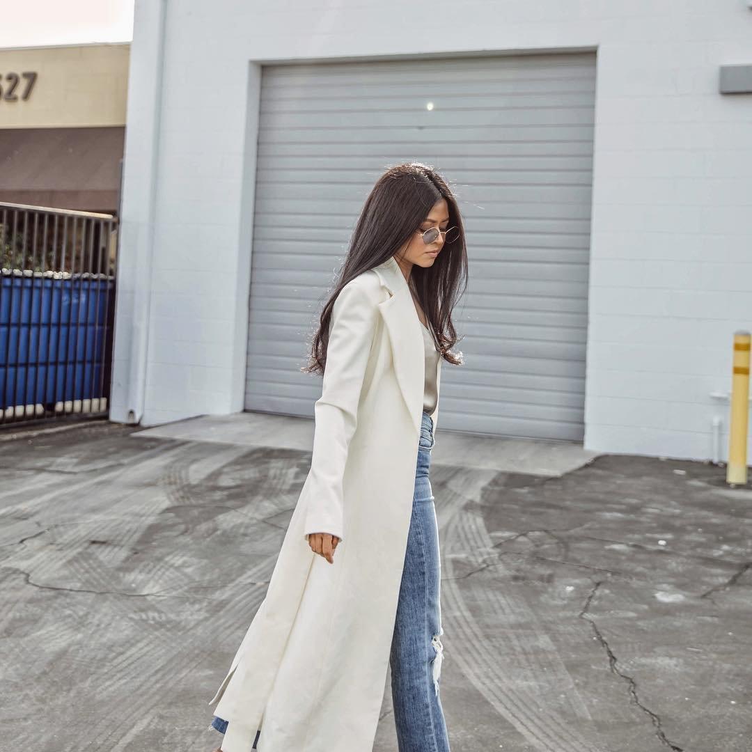 6 Stylish White DKNY Wedges ...