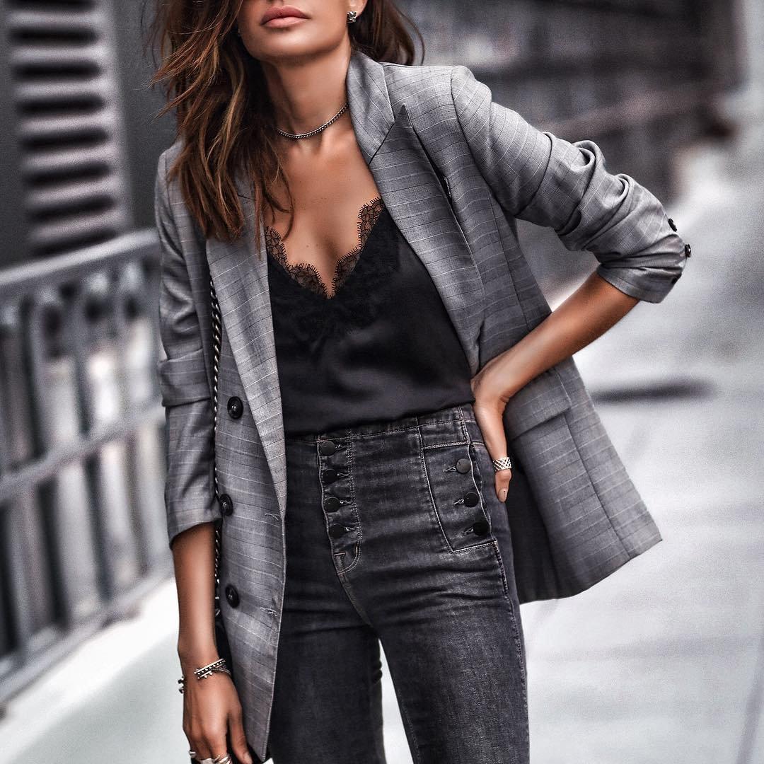 8 Fashionable Ways to Wear Tweed ...