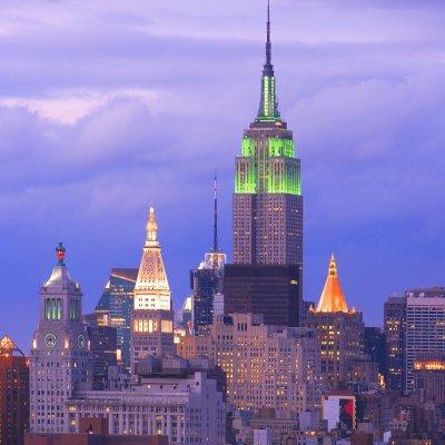 35 Iconic Landmarks Taking Part in Global Greening  to Celebrate St. Patricks Day 2019 ...