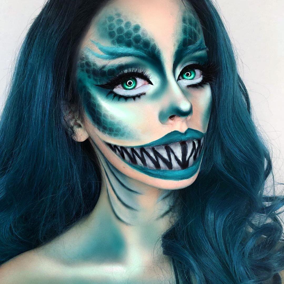 Fantastically Creepy Halloween Lip Art To Recreate This Year