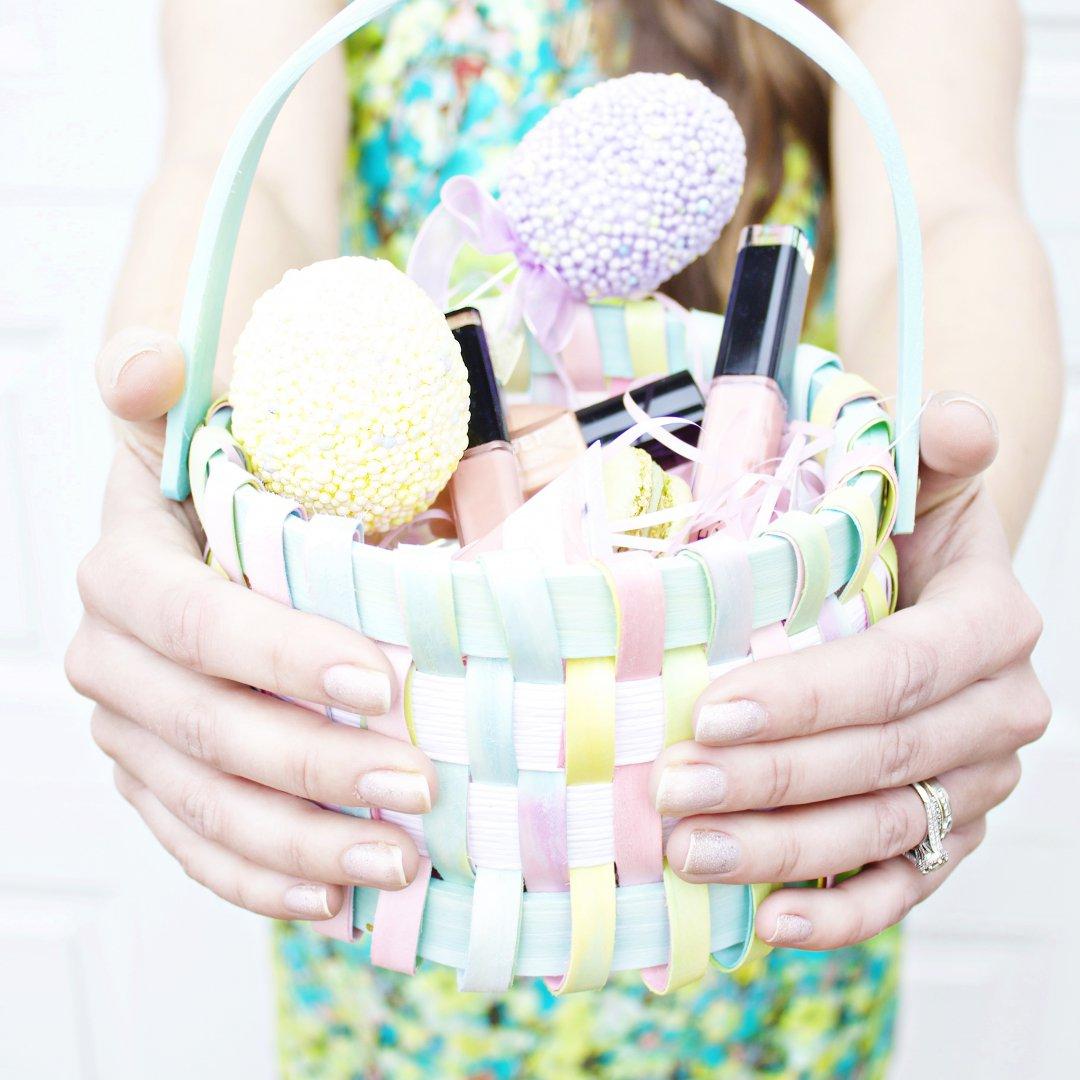 7 Ideen Die Dein Wohnzimmer Gemütlicher Machen: 17 Ostern Korb 🐥 Ideen 💡 Für Die Frauen In Ihrem Leben