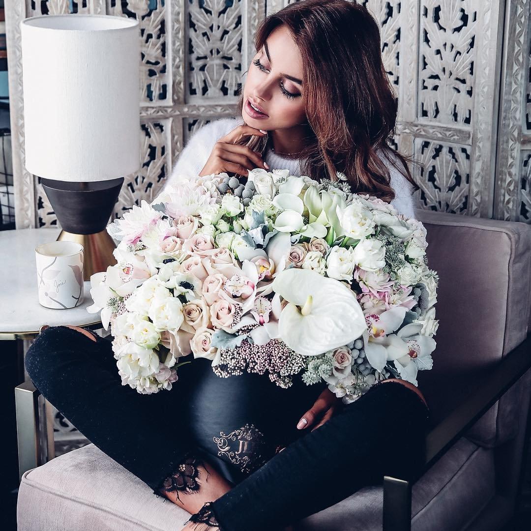 11 Wonderful Ways to Wear Floral Print ...