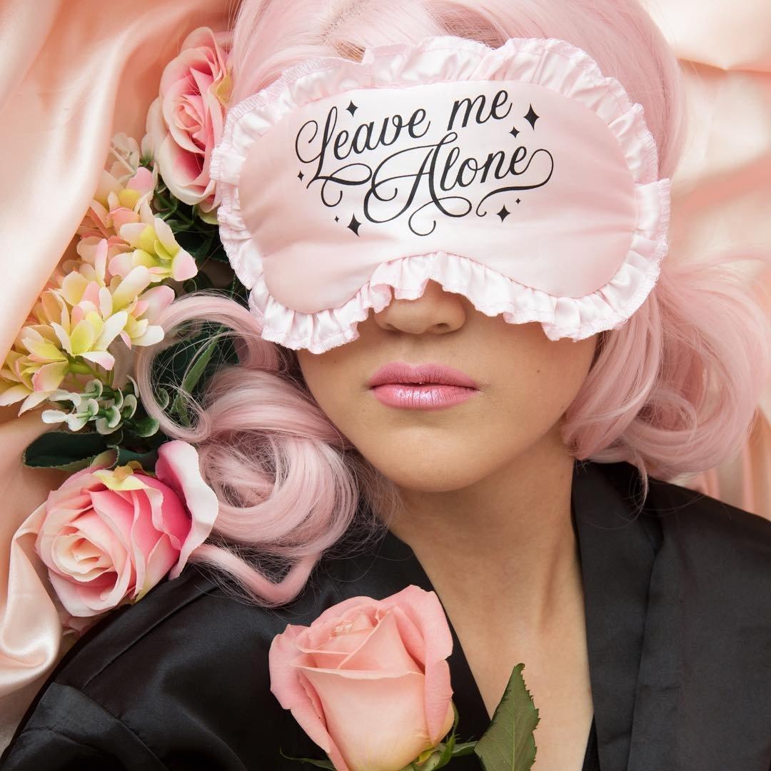 DIY Sleep Masks 😴 for Crafty Girls ✂️ Wanting More Shut Eye 🛌 ...