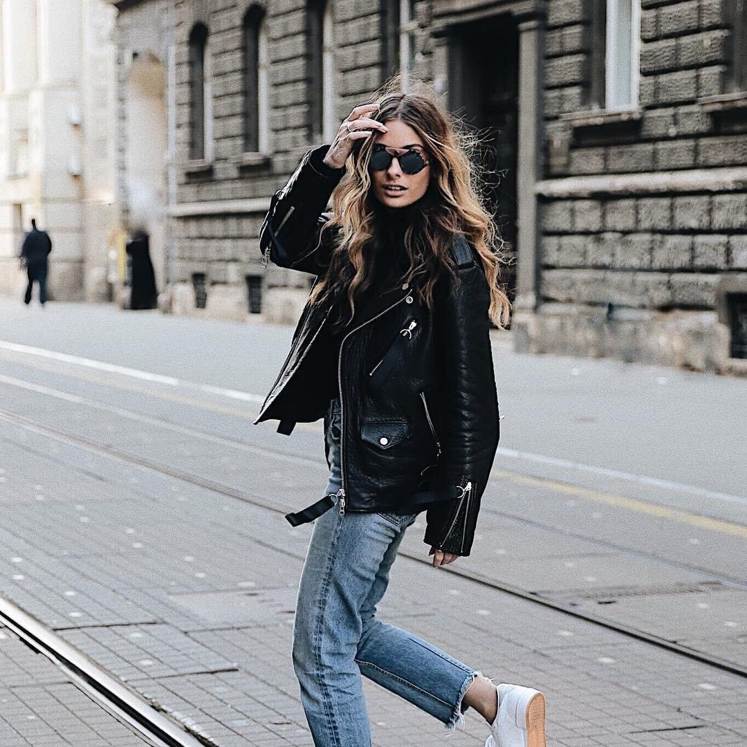 7 on-Trend Ways to Style a Varsity Jacket ...