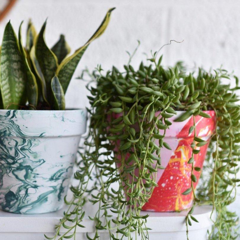 Video Guide  for DIY Miniature  Flower  Pots ...
