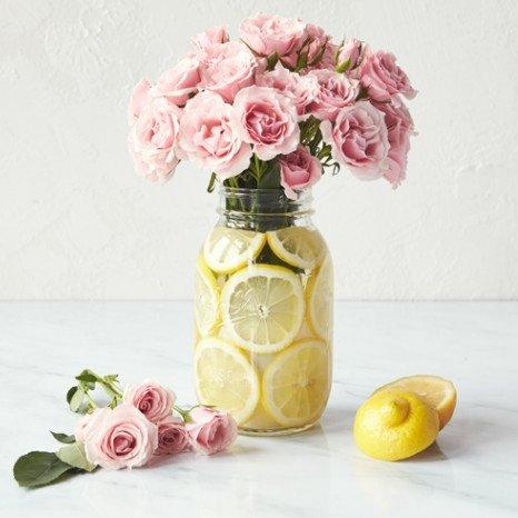 Video  Tutorial to Create  a Lemon  Jar Centerpiece  ...