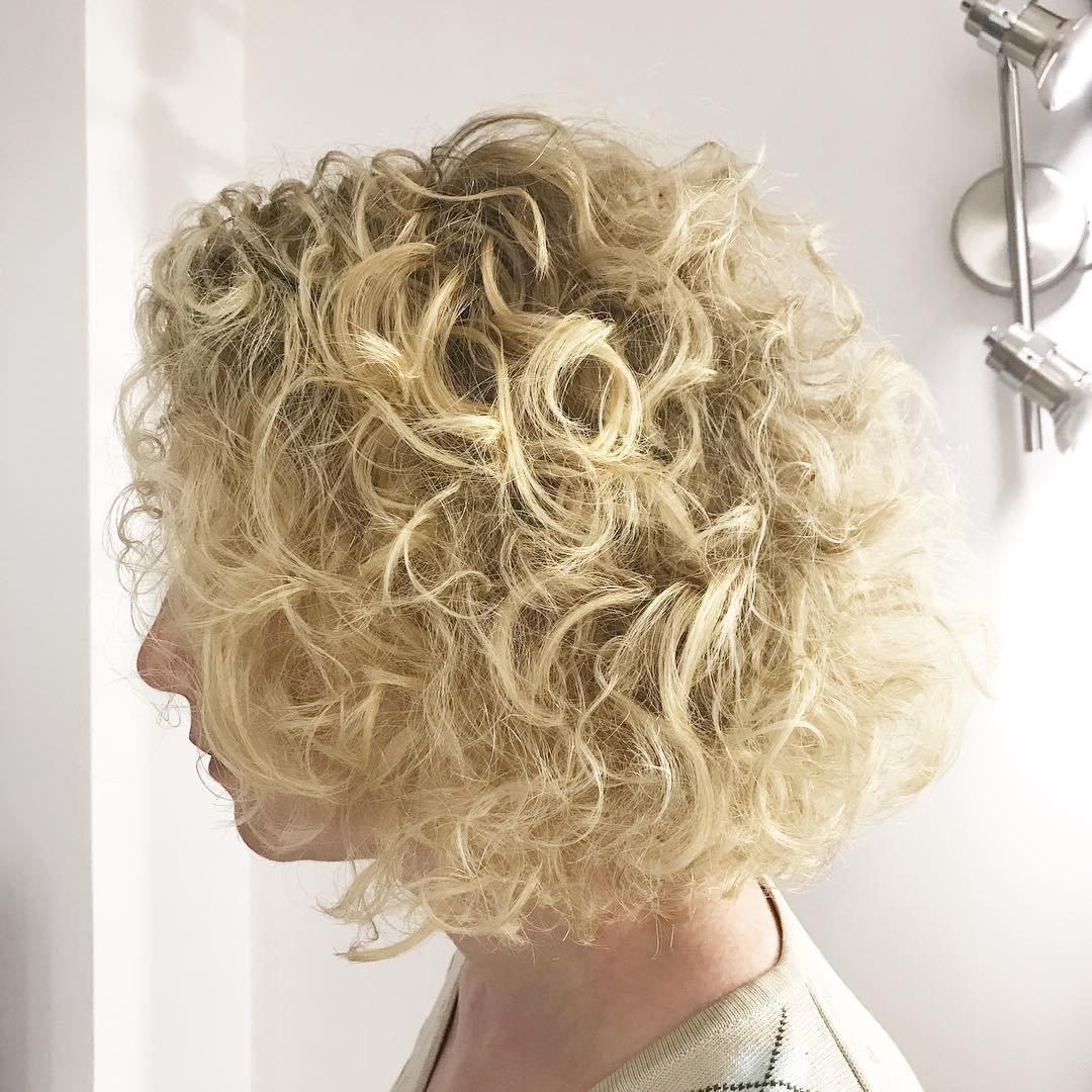 Care Tips For Short Permed Hair