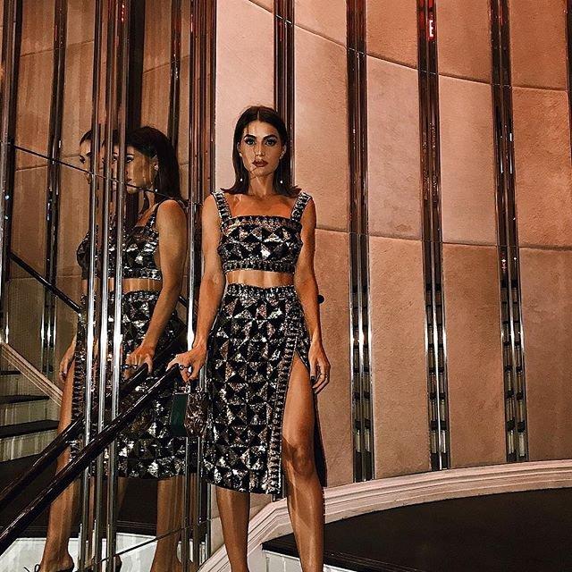 Size Zero-Schmero at Milan Fashion Week