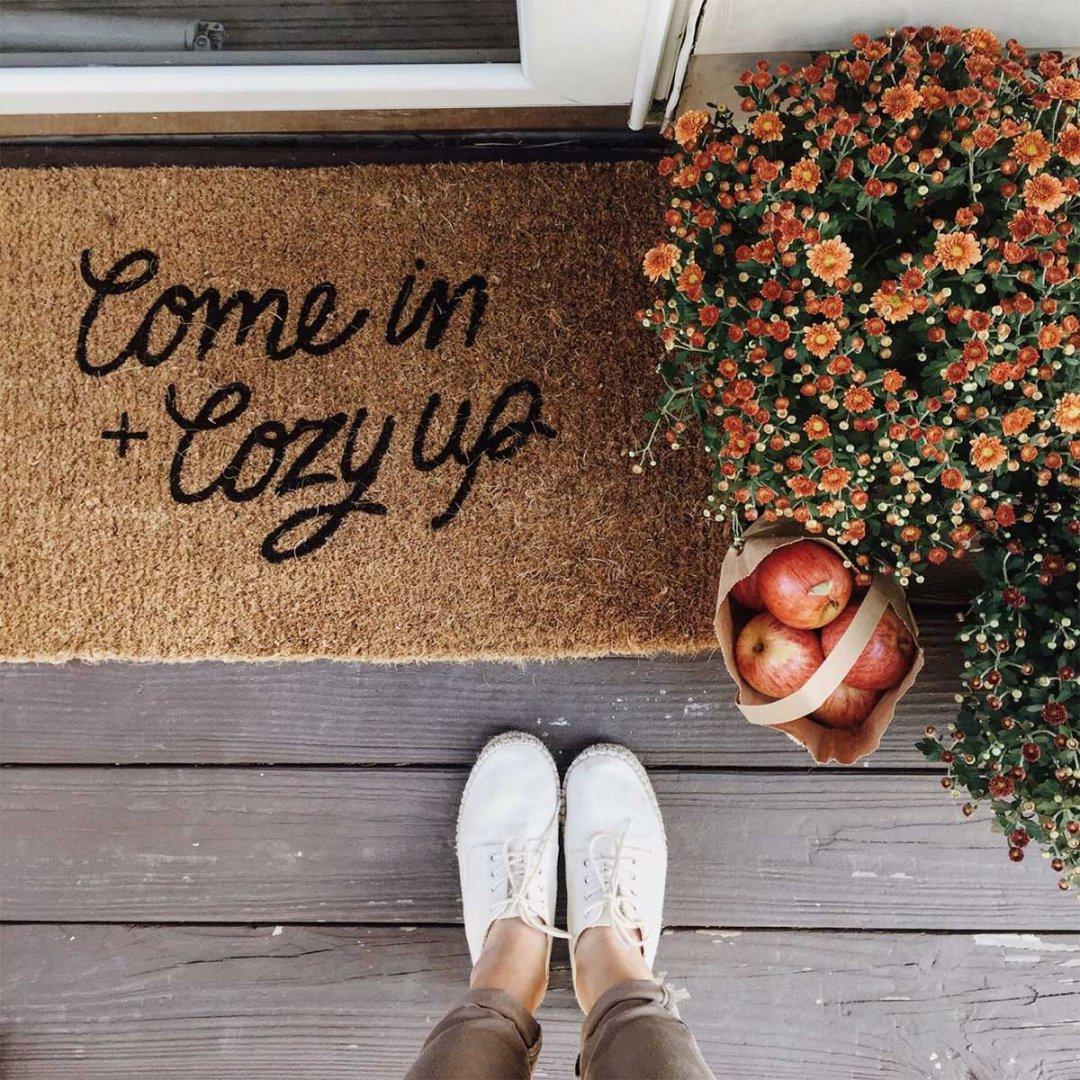 Cheeky 😊 Doormats That Accurately 👌🏼 Describe How We Feel 🚪 ...