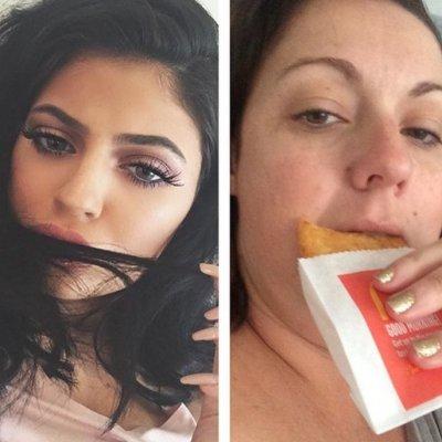 These Celeb Instagram Copycat Shots Are Hilarious ...  ...
