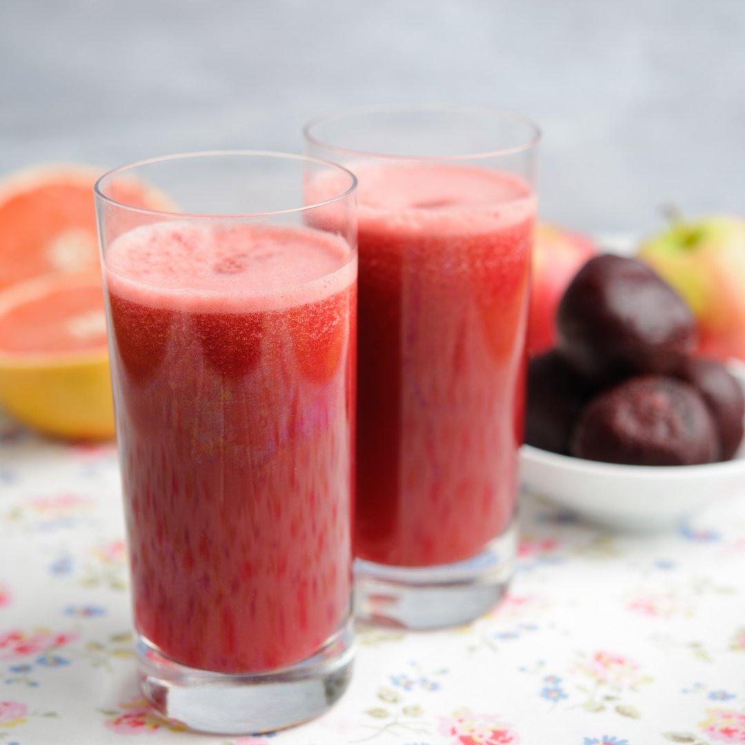 Revitalizing Red Vegetable  Drinks ...
