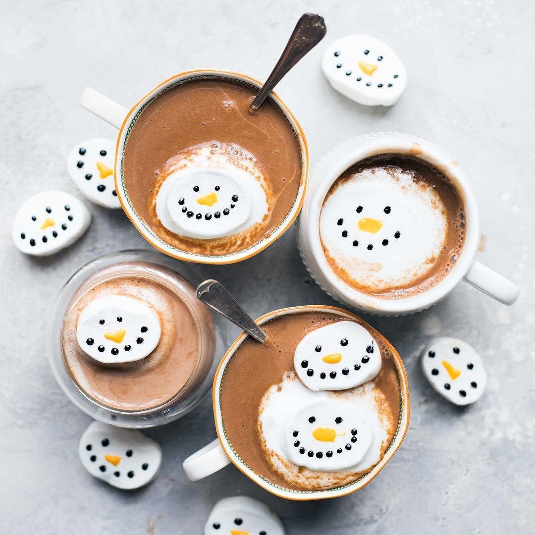Yummy  Hazelnut  Hot Chocolate  ...