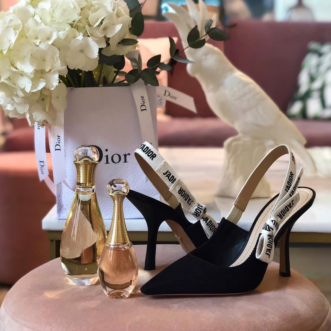 4 Beautiful Black Dolce & Gabbana High Heels ...