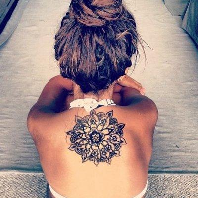 Feminine Back Tattoos That Ladies Will Love ...