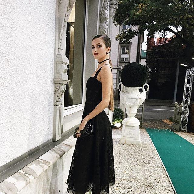 5 Glamorous Black Loeffler Randall Mid-heels ...