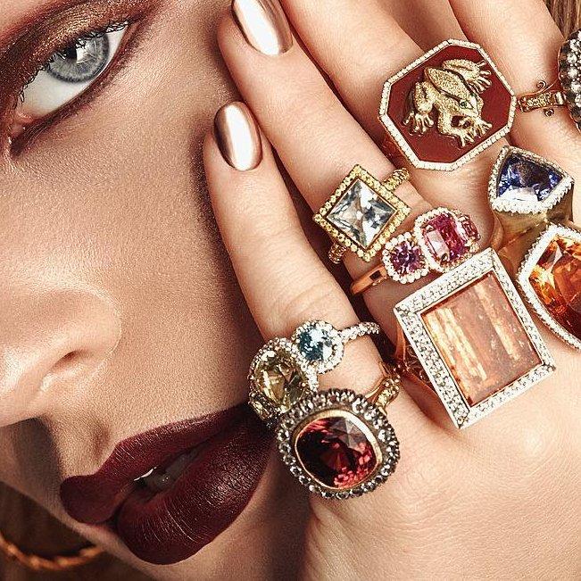8 Stunning Alternatives to Expensive Diamond Rings ...