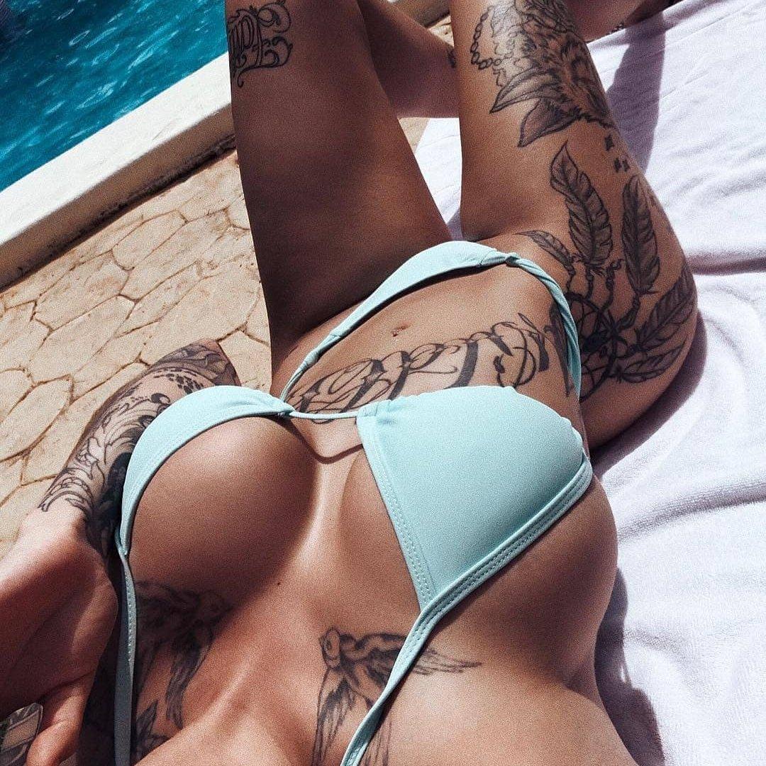 13 Very Feminine Spots for a Tattoo ...