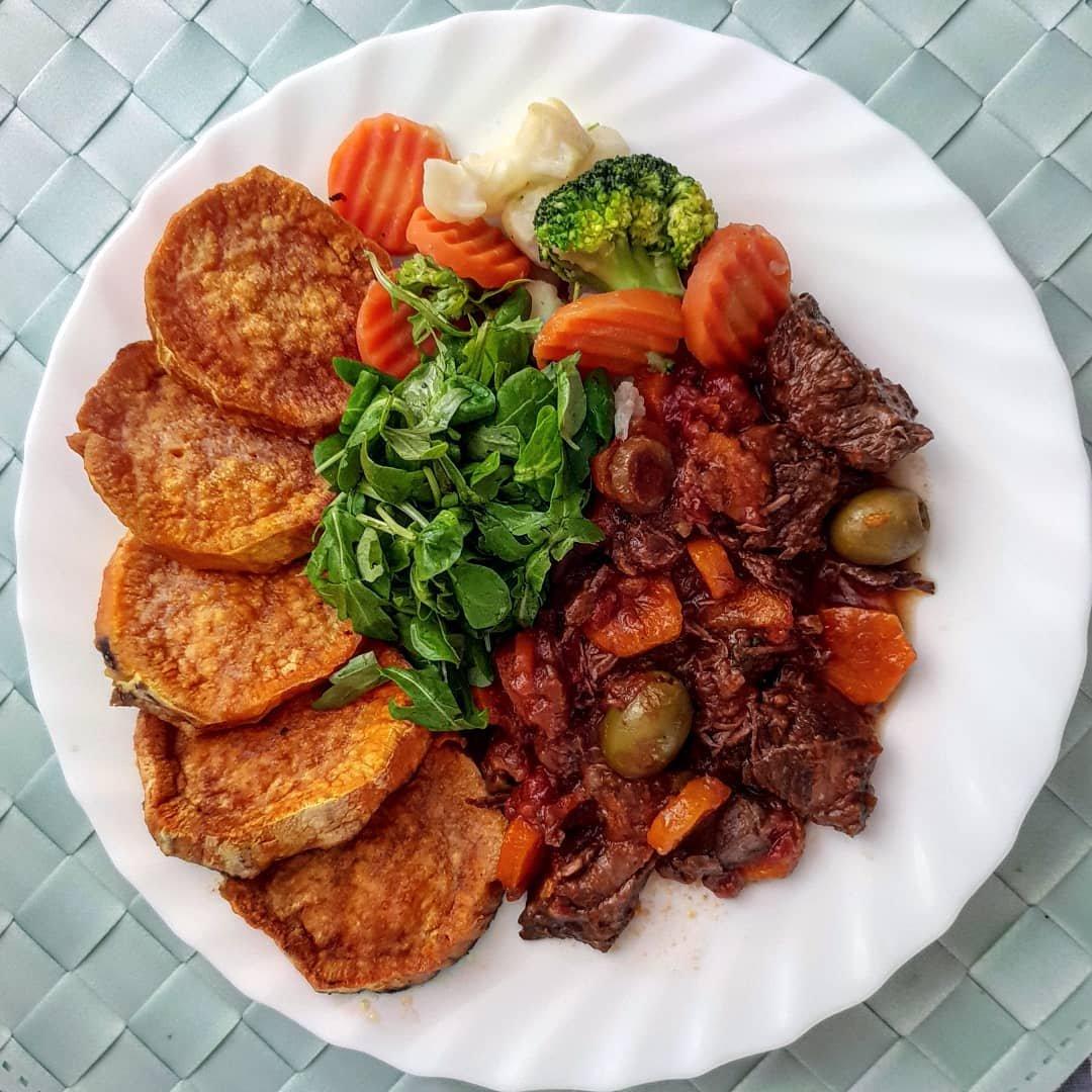 Beef  and the Mediterranean Diet  ...