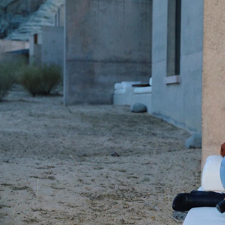 Paris Hilton Was in the Fetal Position